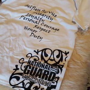 Gildan Shirts - NWOT National Guard T-shirt